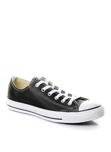 Converse Converse Chuck Taylor All Star Siyah Erkek Deri Lifestyle Ayakkabı Siyah